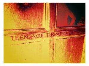 teenage department